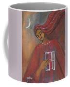 Open The Windows To Your Soul Coffee Mug by Prerna Poojara