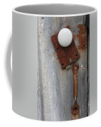 Open Up Coffee Mug by Lauri Novak