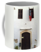 Open Window At The Chani Mestanas Coffee Mug