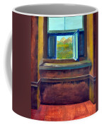 Open Window Coffee Mug