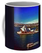 Opera House Sydney Austalia Coffee Mug