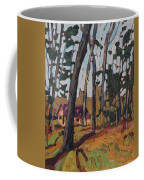 Opinicon Cabin Through The Oaks Coffee Mug