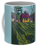 Opinicon Cottages In Autumn Coffee Mug