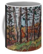 Opinicon November Forest Coffee Mug
