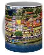 Oporto By The River Coffee Mug