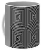 Optical Illutions Coffee Mug