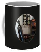 Optometrist - Eye Doctor's Office With Eye Chart Coffee Mug