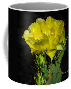 Opuntia Robusta Flower Coffee Mug