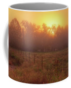 Oranage Dawn Coffee Mug
