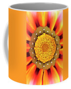 Orange African Daisy Coffee Mug