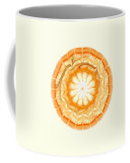Orange Coffee Mug by Anastasiya Malakhova