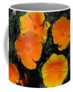 Orange And Yellow Flowers Coffee Mug