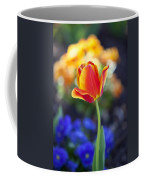 Orange And Yellow Tulip II Coffee Mug