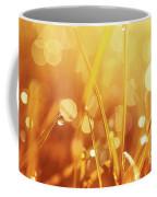 Orange Awakening Coffee Mug