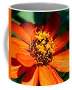 Orange Bloom Coffee Mug