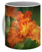 Orange Burst Coffee Mug