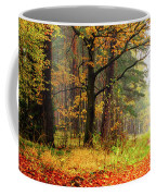 Orange Carpet Coffee Mug