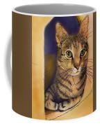 Orange Cave Coffee Mug