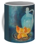 Orange Complement Coffee Mug