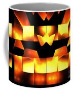 Orange Crown Coffee Mug