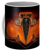Orange Dream Coffee Mug by Susan Rissi Tregoning
