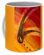 Orange Expressions Coffee Mug