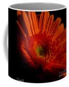 Orange Gerbera Coffee Mug