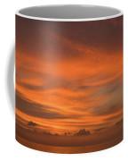 Orange Insanity Sunset Venice Florida Coffee Mug