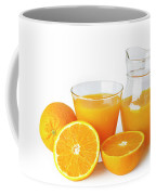 Orange Juice Coffee Mug