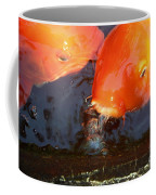Orange Kiss Coffee Mug