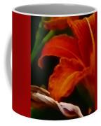Orange Opening Coffee Mug