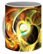 Orange Pearl Coffee Mug