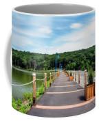 Orange Reservoir Coffee Mug