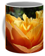 Orange Rose Art Prints Baslee Troutman Coffee Mug
