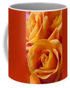Orange Roses Coffee Mug by Garry Gay