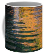 Orange Sherbert Coffee Mug by Donna Blackhall