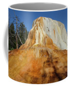 Orange Spring Mound Coffee Mug