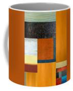 Orange Study With Compliments 2.0 Coffee Mug