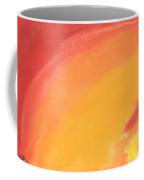 Orange Sun Coffee Mug