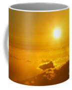 Orange Sunset - Haleakala Coffee Mug