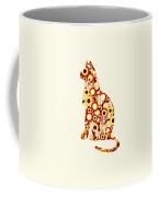 Orange Tabby - Animal Art Coffee Mug