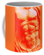 Orange Torso Coffee Mug