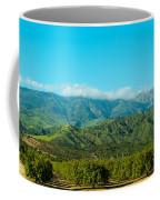 Orange Tree Grove, Santa Paula, Ventura Coffee Mug