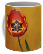 Orange Tulip 2 Coffee Mug