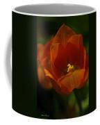 Orange Tulip Art Coffee Mug