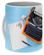Letters To Remember Coffee Mug