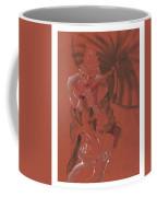 Orange Umbrella Coffee Mug