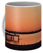 Orange Waters  Coffee Mug