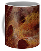 Orange With Texture Coffee Mug