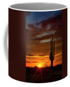 Orange Ya Beautiful Skies  Coffee Mug